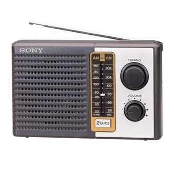 Radio Sony ICF-F10 (Đen)