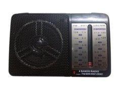 Radio SW-607 (Đen)