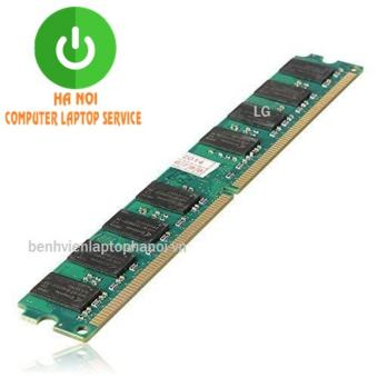 RAM Desktop KT DDR2 2Gb Bus 800Mhz (Xanh lá)