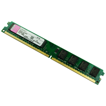 RAM PC Kingston DDR2 2GB bus 800 Mhz (Xanh Lá)