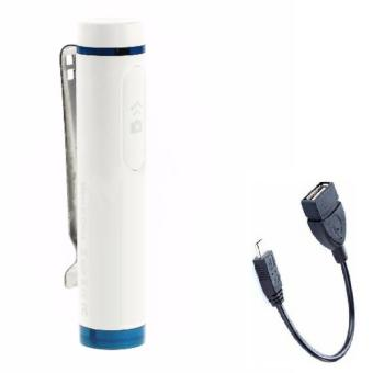 Remote bluetooth chụp hình cho điện thoại, máy tính bảng và tặng Cáp OTG