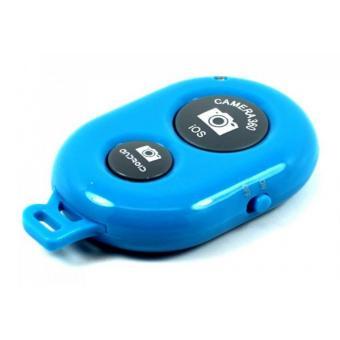 Remote chụp ảnh cho điện thoại Bluetooth Shutter (Xanh dương) -Cloud Store - 2