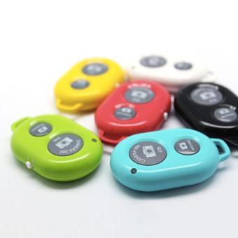 Remote chụp ảnh cho điện thoại Bluetooth Shutter (Xanh dương) -Cloud Store - 5