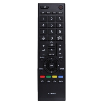 Remote Control CT- 90329 for Toshiba LCD RV700A RV600A RV550A TV -intl