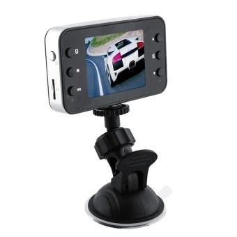 Rorychen 1080P 2.4 inch TFT LCD Car DVRCamcorderVehicleRecorder(Black) - intl