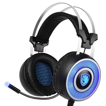 SADES A9 Stereo Surround Gaming Headset Headband MicHeadphone -intl