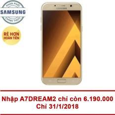 Cập Nhật Giá Samsung Galaxy A7 2017 32GB (Vàng) – Hãng phân phối chính thức