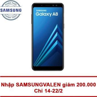 Samsung Galaxy A8 32GB RAM 4GB 5.6inch (Đen) - Hãng phân phối chính thức