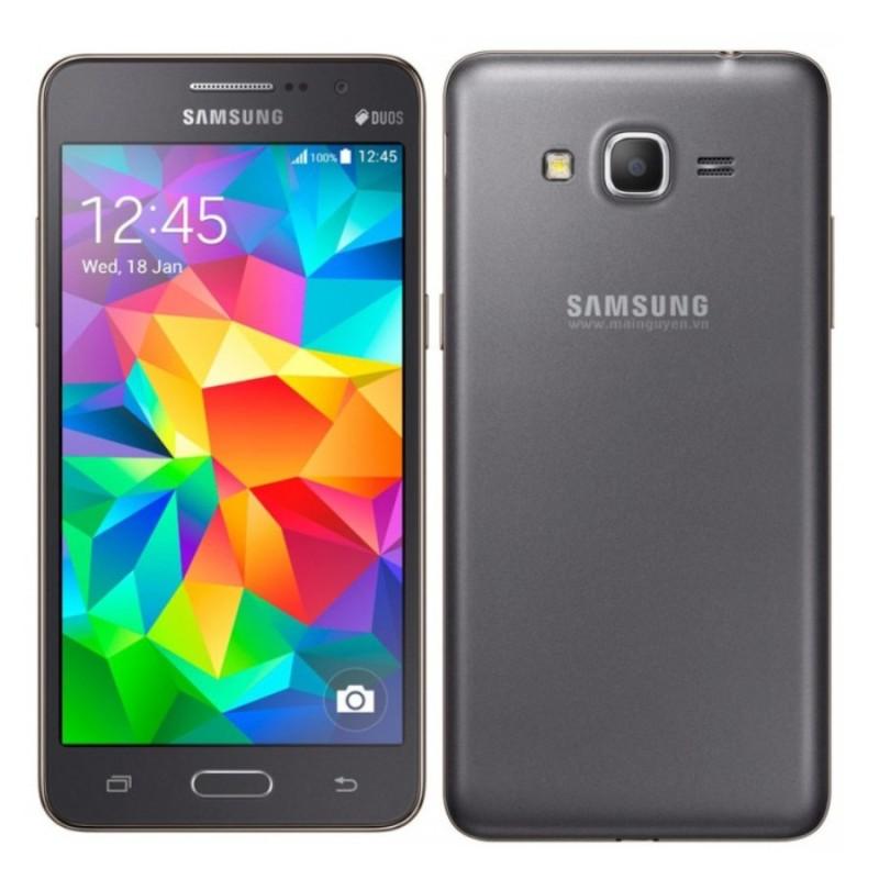 Samsung Galaxy Grand Prime G530 8GB (đen xám) - Hàng nhập khẩu