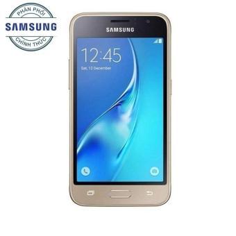 Samsung Galaxy J1 2016 8GB 2 SIM (Vàng) - Hàng phân phối chính thức
