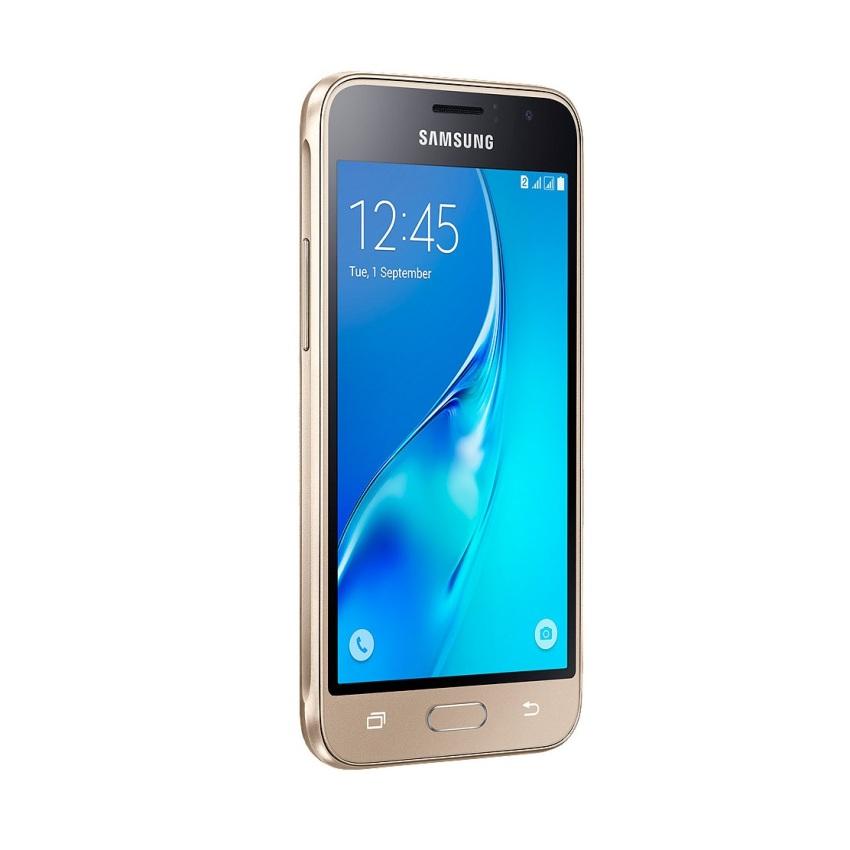 Samsung Galaxy J1 2016 8GB 2 SIM (Vàng) - Hàng phân phối chính thức+ Tặng kèm Card điện thoại 200.000...