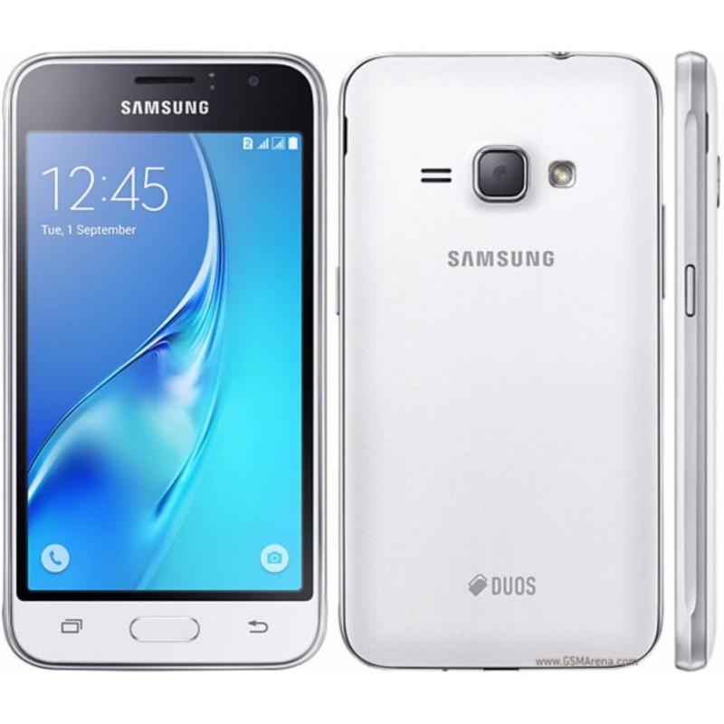 Samsung Galaxy J1 Trắng - Hàng phân phối chính thức + Sim 4G/Mobifone miễn phí 12 tháng