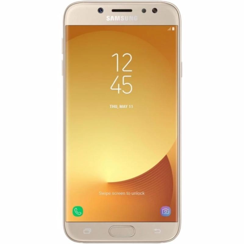 Samsung Galaxy J7 Pro Gold - Hãng phân phối chính thức (Tặng ốp lưng)