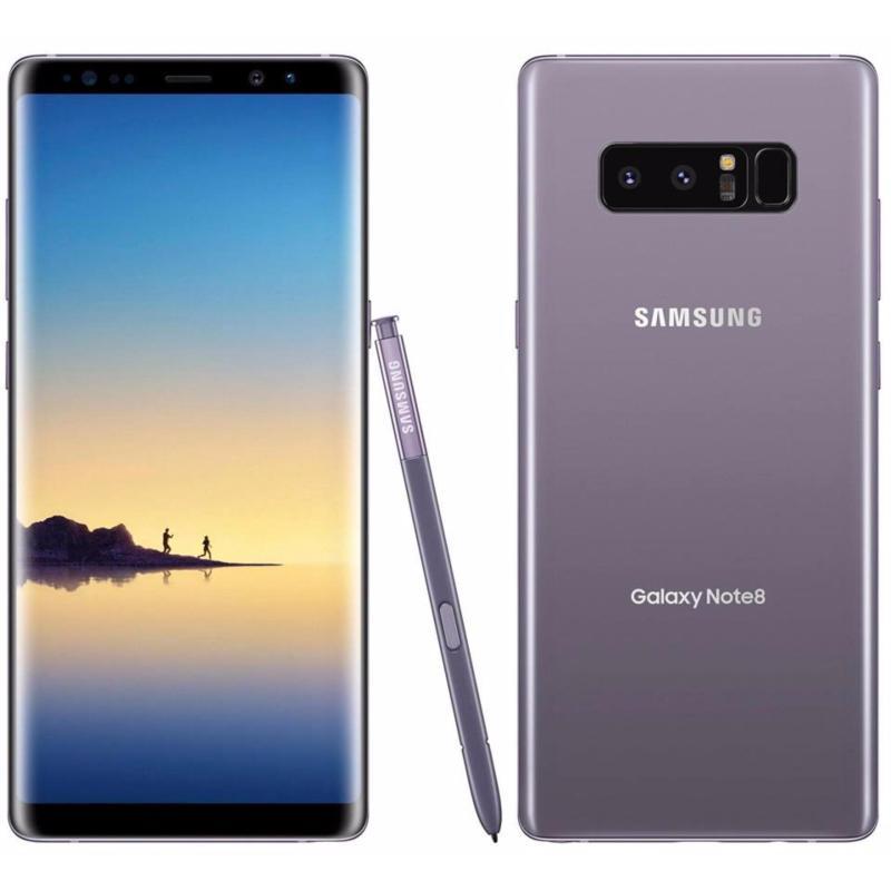 Samsung Galaxy Note 8 64GB (Tím khói) - Hàng nhập khẩu
