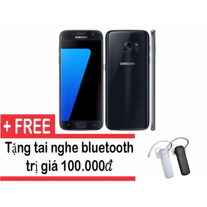 Samsung Galaxy S7 32GB (Đen) + Tặng tai nghe bluetooth- Hàng nhập khẩu