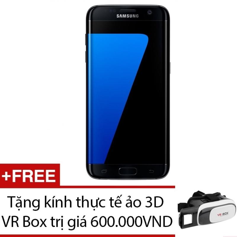 Samsung Galaxy S7 Edge 32GB G935 (Đen) - Hàng nhập khẩu + Tặng Kính thực tế ảo 3D VR 2016