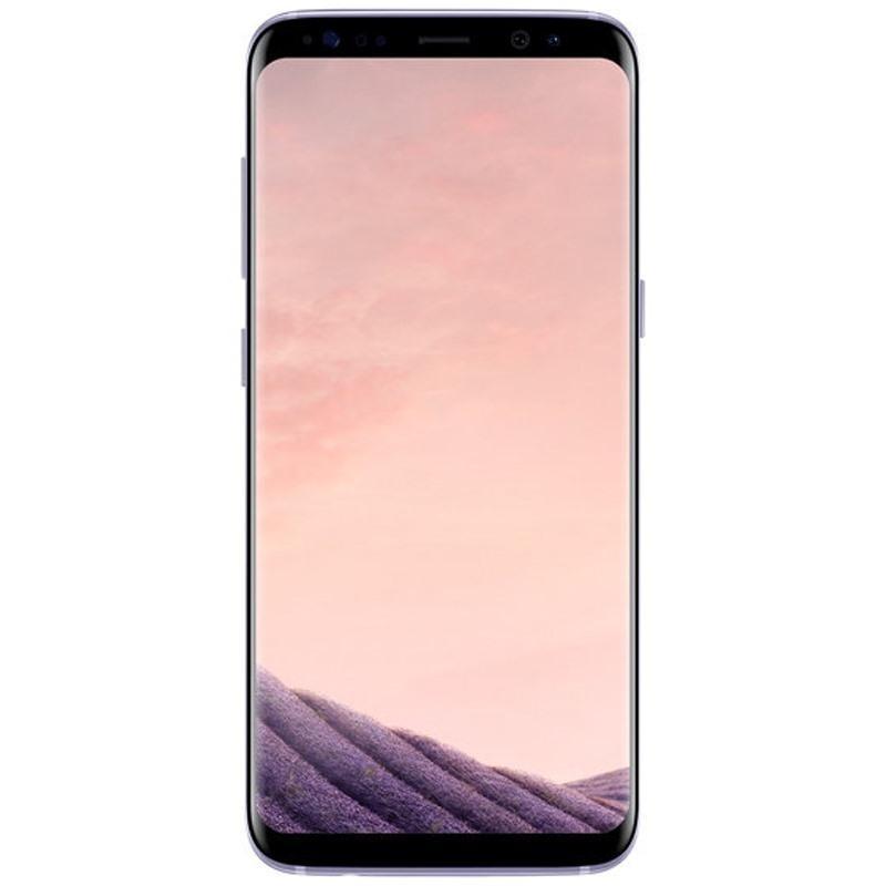Samsung Galaxy S8 Plus Orchid Gray - Hãng Phân phối chính thức