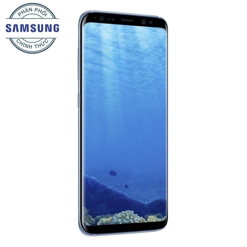 Samsung Galaxy S8 Plus (Xanh) - Hãng Phân phối chính thức.