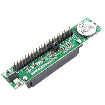 SATA Female to 44Pin 2.5 IDE Male HDD Adapter Converter IDE Adapter(Intl)