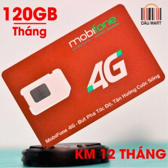 SIM 4G Mobifone MDT-WF10 Tặng 120GB/Tháng (12 Tháng) - 8270780 , MO195ELAA7WVWOVNAMZ-15050282 , 224_MO195ELAA7WVWOVNAMZ-15050282 , 300000 , SIM-4G-Mobifone-MDT-WF10-Tang-120GB-Thang-12-Thang-224_MO195ELAA7WVWOVNAMZ-15050282 , lazada.vn , SIM 4G Mobifone MDT-WF10 Tặng 120GB/Tháng (12 Tháng)