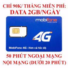 So Sánh Giá SIM 4G MOBIPHONE NGHE GỌI DATA 60GB