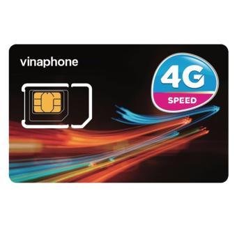 Sim 4G Vinaphone trọn gói 1 năm tốc độ cao