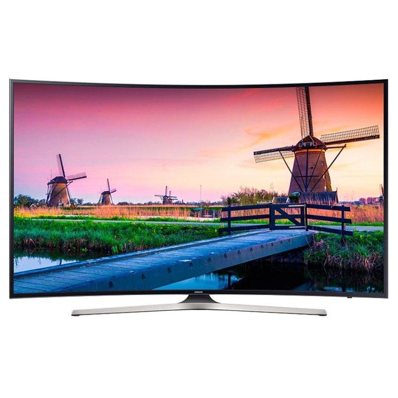 Bảng giá Smart Tivi Curve LED Samsung UHD 55inch 4K - Model UA55KU61000KXXV (Đen)