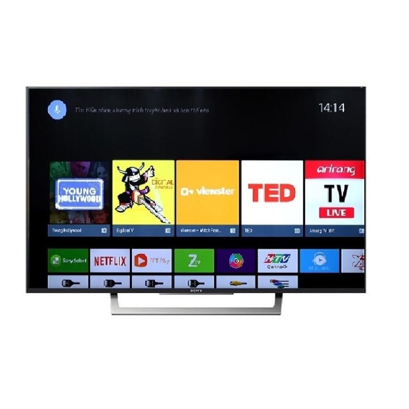 Bảng giá Smart Tivi Sony 49inch 4K - Model KD-49X7000E VN3 (Đen) - Hãng phân phối chính thức