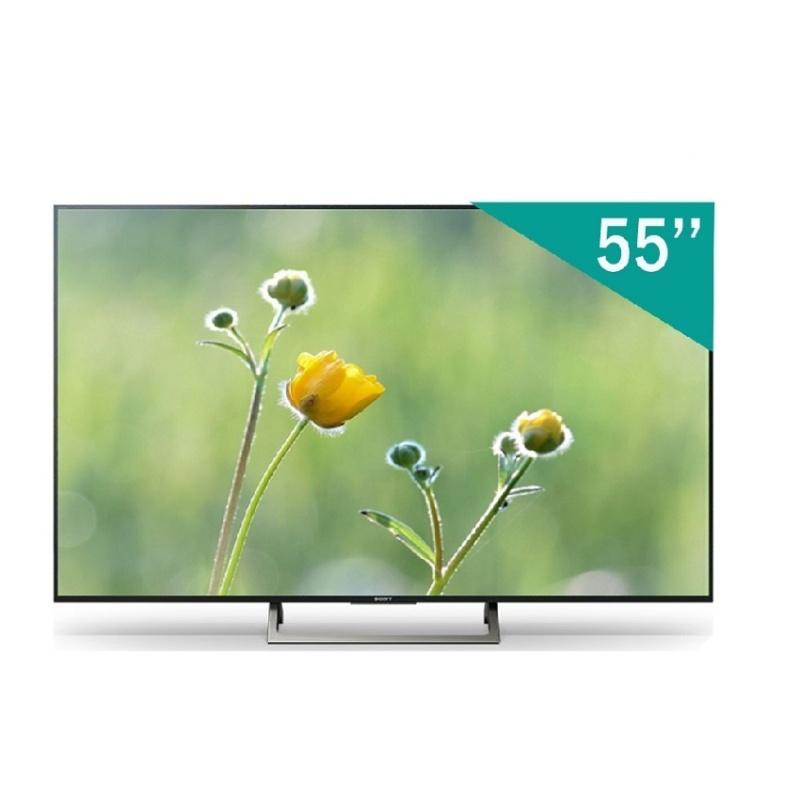 Bảng giá Smart Tivi Sony 55inch 4K – Model KD-55X8500E (Đen) - Hãng phân phối chính thức