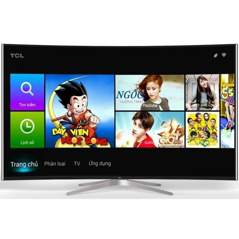 Bảng giá Smart Tivi TCL 55inch 4K L55C1-UC