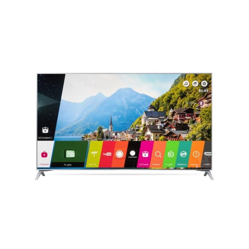 Bảng giá Smart TV LG 55 inch Full HD - Model 55UJ750T (Đen)