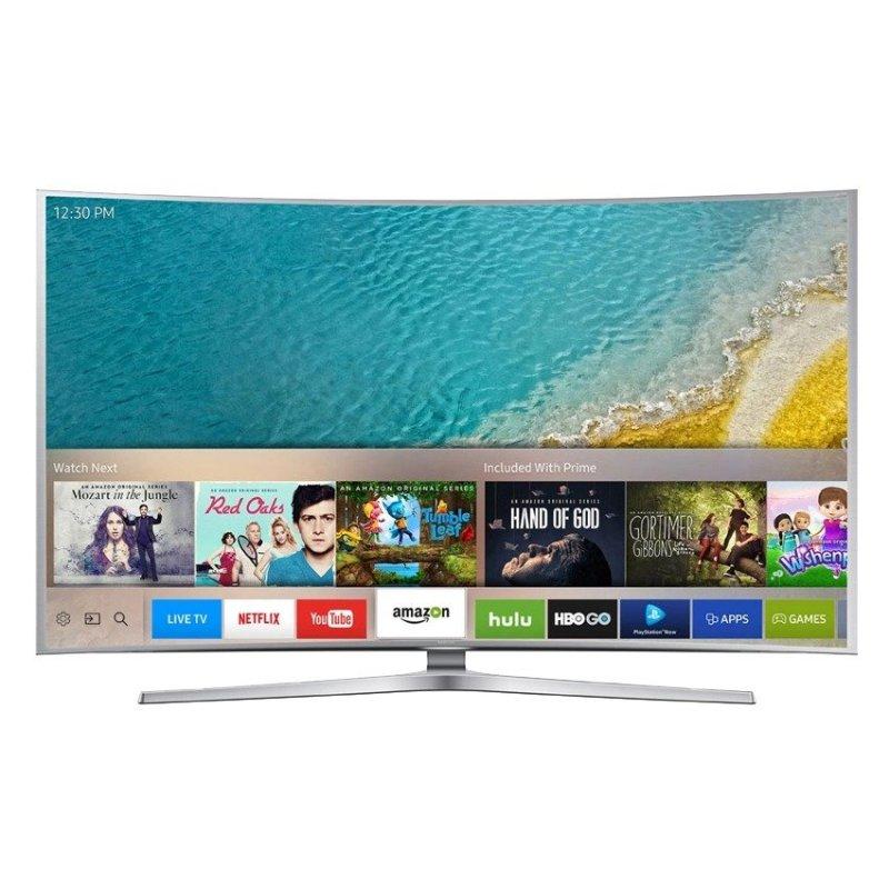 Bảng giá Smart TV màn hình cong Samsung 55inch 4K SUHD – Model UA55KS9000 (Đen)