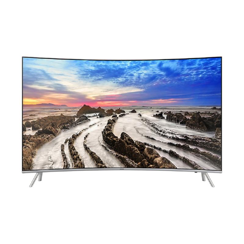 Bảng giá Smart TV màn hình cong Samsung Premium 65 inch UHD – Model MU8000 (Đen) - Hãng phân phối chính thức