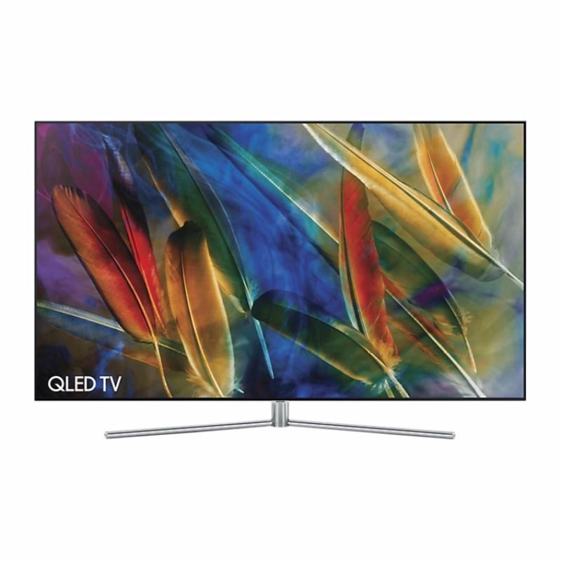 Bảng giá Smart TV màn hình phẳng 4K QLED 65 inch Q7F (Đen) - Hãng Phân phối chính thức