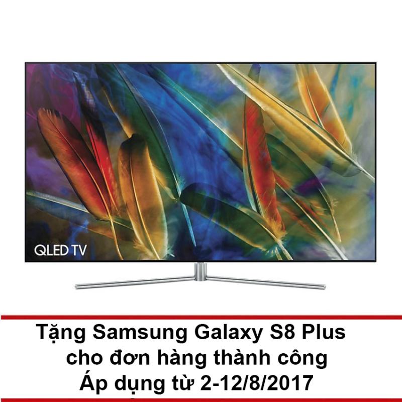 Bảng giá Smart TV QLED màn hình phẳng Samsung 65inch 4K – ModelQ7FAMT(Đen)-Hãng phân phối chính thức