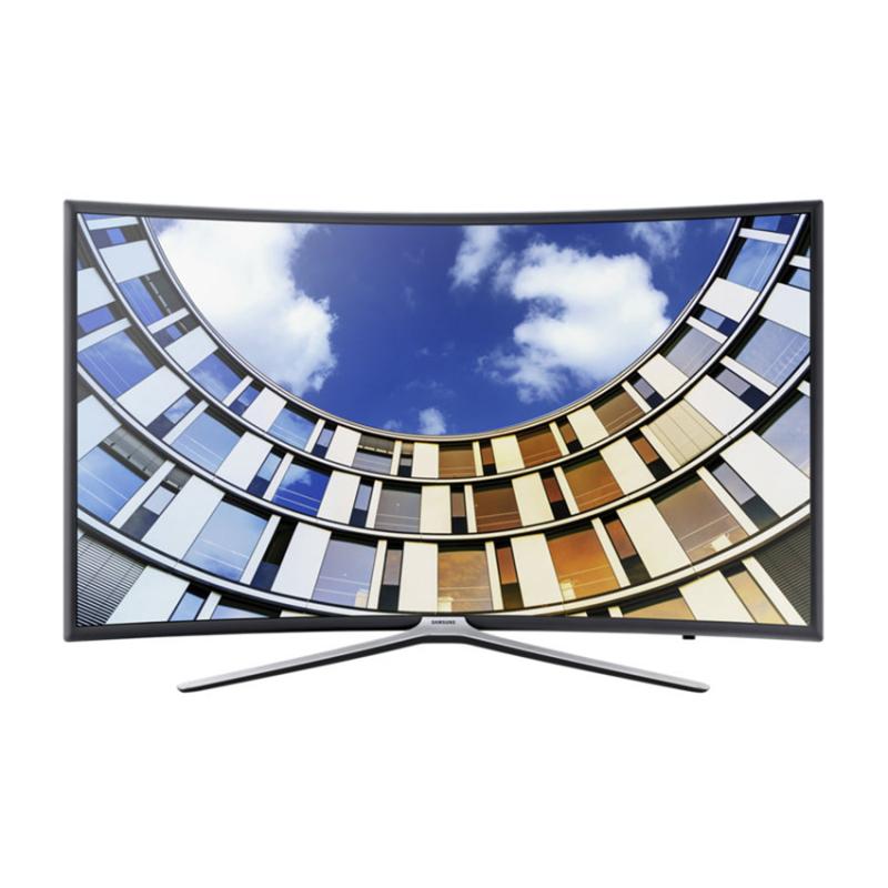 Smart TV Samsung 55 Inch màn hình cong 4K – Model 55M6303 (Đen) - Hãng phân phối chính thức chính hãng