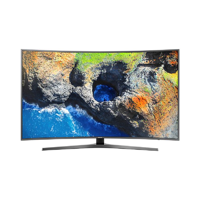 Bảng giá Smart TV Samsung màn hình cong 4K UHD 65 inch - Model 65MU6500K (Đen) - Hãng Phân phối chính thức