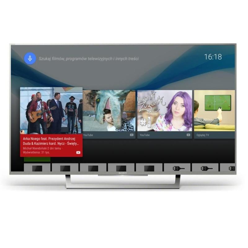 Bảng giá Smart TV Sony 55 inch Full HD - Model 55X8000E(Đen)