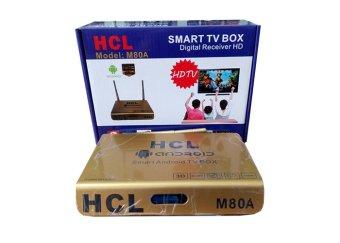 Smart Tvbox HCL M80A - 8797940 , TV894ELAA1TWQXVNAMZ-3086467 , 224_TV894ELAA1TWQXVNAMZ-3086467 , 1400000 , Smart-Tvbox-HCL-M80A-224_TV894ELAA1TWQXVNAMZ-3086467 , lazada.vn , Smart Tvbox HCL M80A