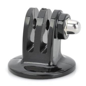 SMJ Tripod Mount Adapter for Gopro Hero 4/2/3/3+/SJ4000 Black - intl