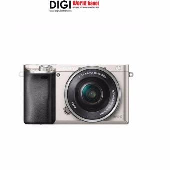 Sony Alpha A6000 24.3MP và lens kit 16-50 (Bạc)