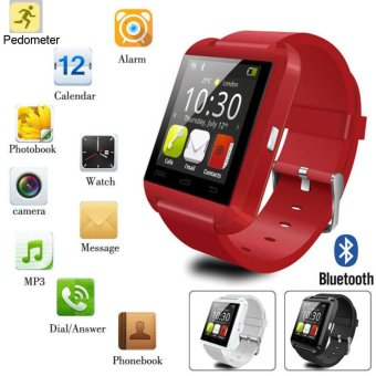 Sport Smart Watch Phone Bluetooth For iPhone Android Phone LG Sonyintl - intl