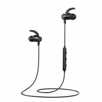 Tai nghe Bluetooth Anker Slim SoundBuds Black (Màu đen)