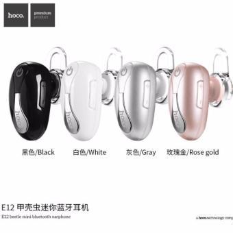 Tai nghe Bluetooth Hoco E12 - 8187419 , HO613ELAA5DAREVNAMZ-9869773 , 224_HO613ELAA5DAREVNAMZ-9869773 , 199000 , Tai-nghe-Bluetooth-Hoco-E12-224_HO613ELAA5DAREVNAMZ-9869773 , lazada.vn , Tai nghe Bluetooth Hoco E12