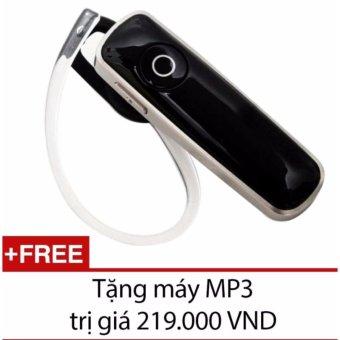 Tai nghe Bluetooth Music (Đen) + Tặng 1 máy MP3