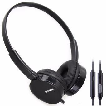 Tai nghe chụp tai cao cấp chính hãng Kanen IP600 (Đen)
