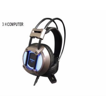 Tai nghe chụp tai chuyên game GOLD TECH CL1 có đèn led âm thanh cực đỉnh