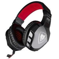 Mua Tai nghe chụp tai kèm mic chuyên game NUBWO 3000 (Đen phối đỏ)  ở đâu tốt?