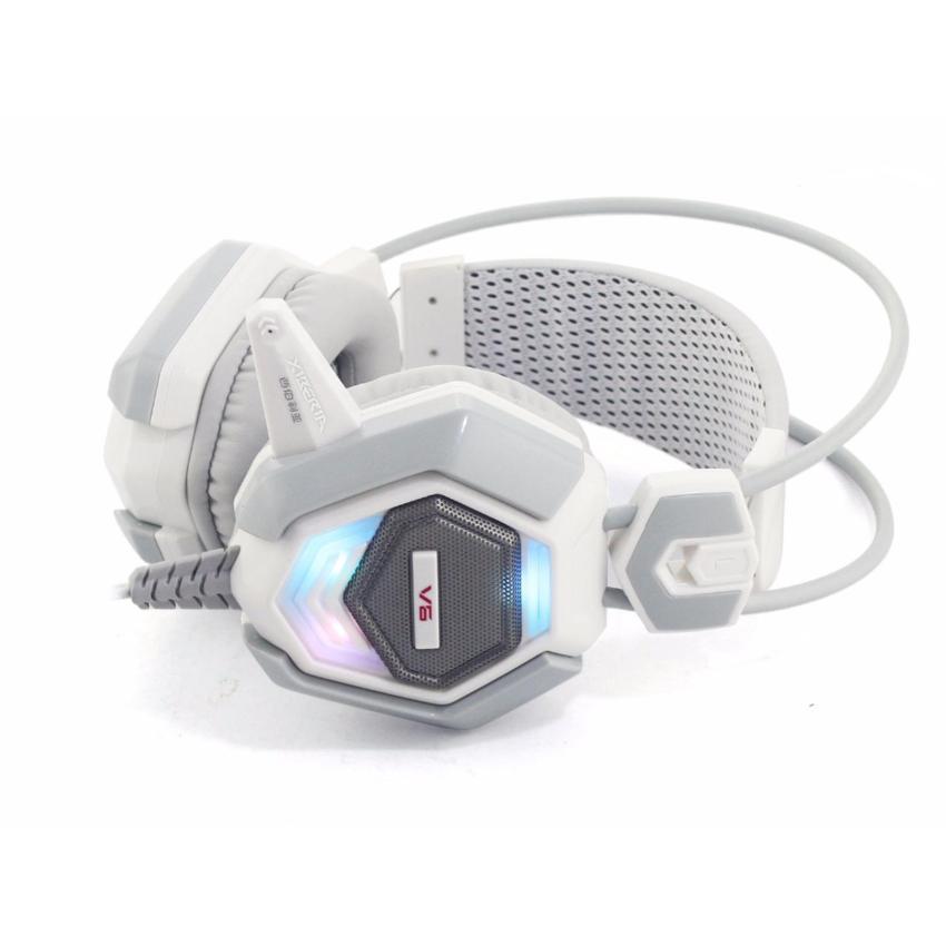 Tai nghe Game Xiberia V6 có LED rung