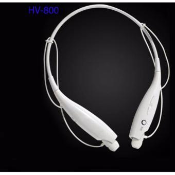Tai nghe không dây Bluetooth HV-800 (Trắng)